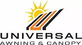 universal awning top logo